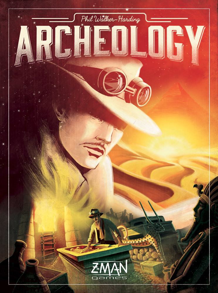 cover for Archaeology: the new expedition