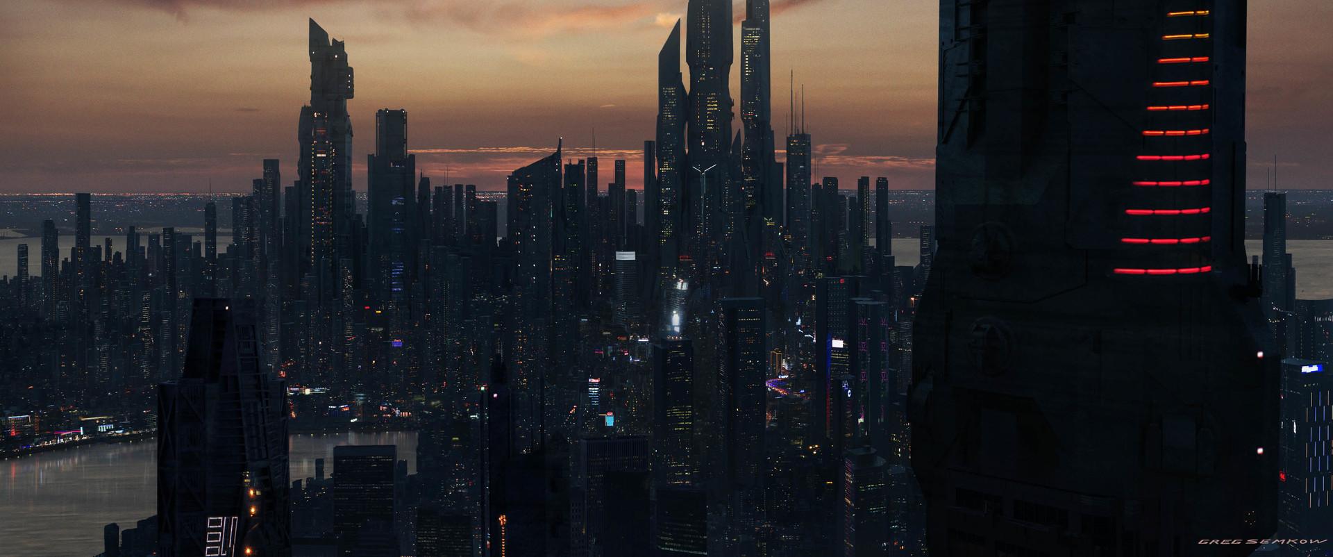 Cityscape exploration