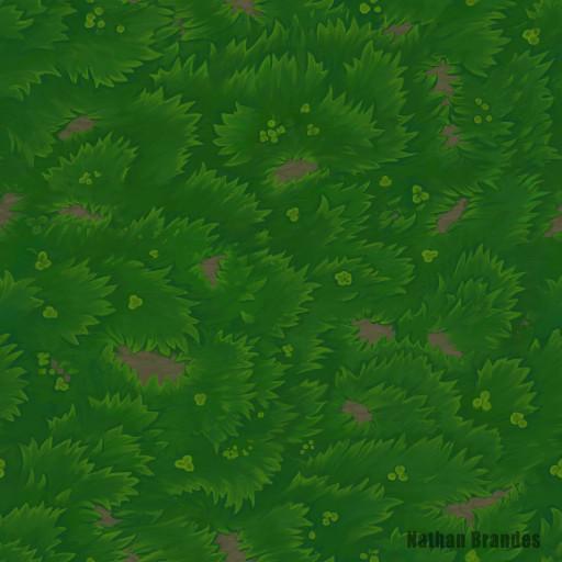 Tiling Grass Texture