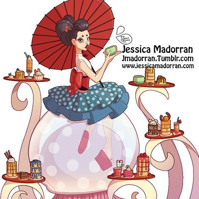 Jessica madorran japanese fashion 06 2017 artstation
