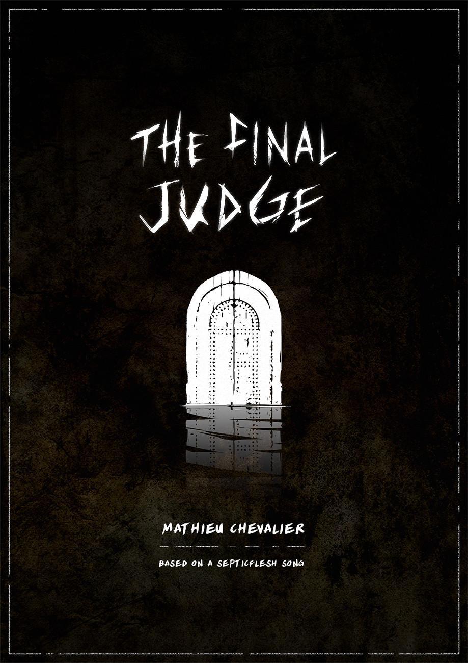 Mathieu chevalier the final judge 0