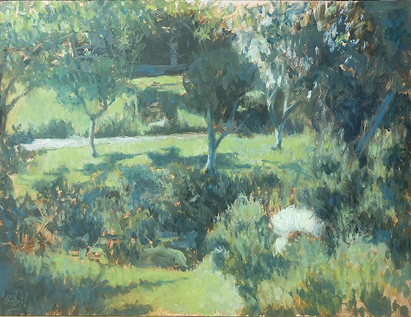 Gilles beloeil 0051 2014 jardin rue de bel air 18x24 all lr