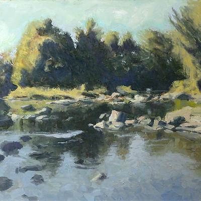 Gilles beloeil 0055 2014 la riviere yamaska 18x14 all lr