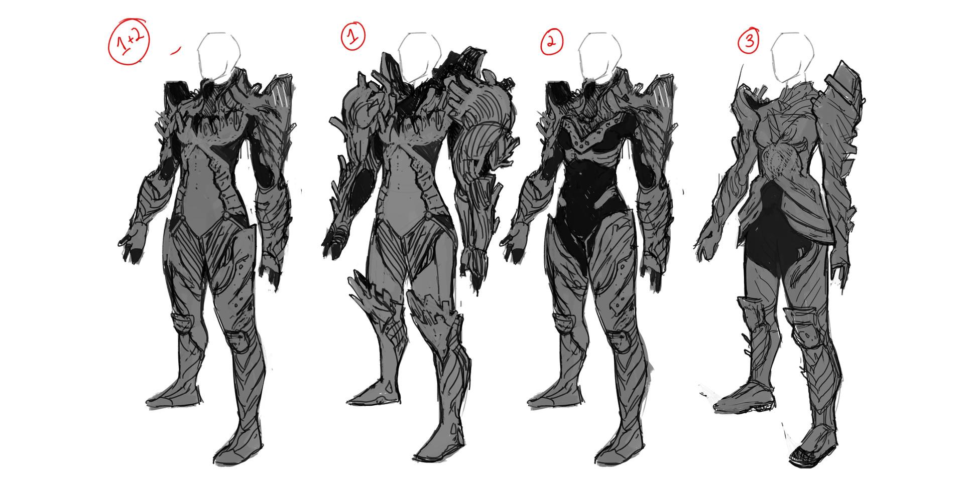 Stef tastan armor update2