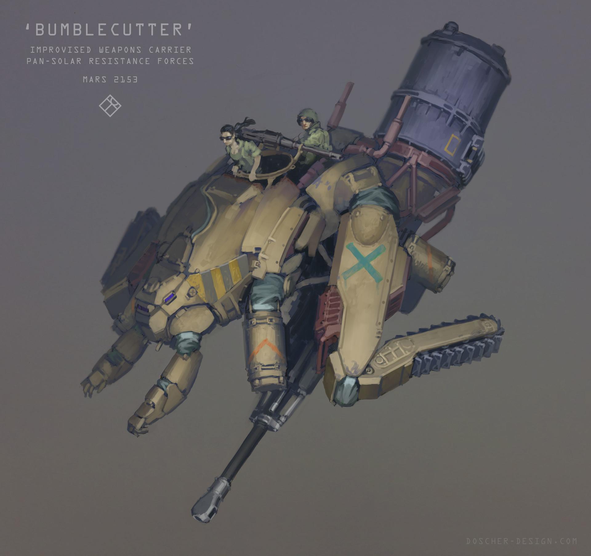 Bumblecutter