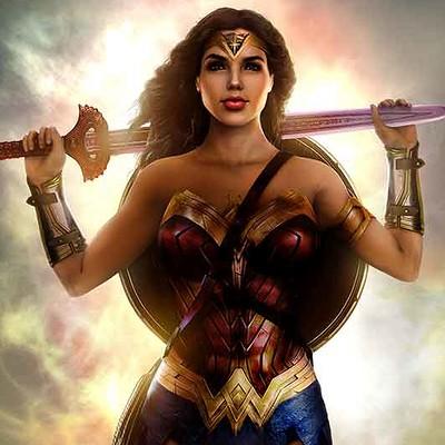 Prabath wijayantha wonder woman