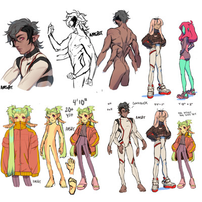 Manda schank catalina universe characters