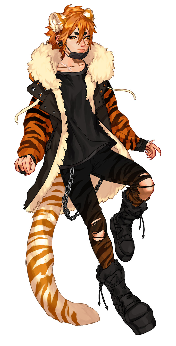 Manda schank tigerboy1