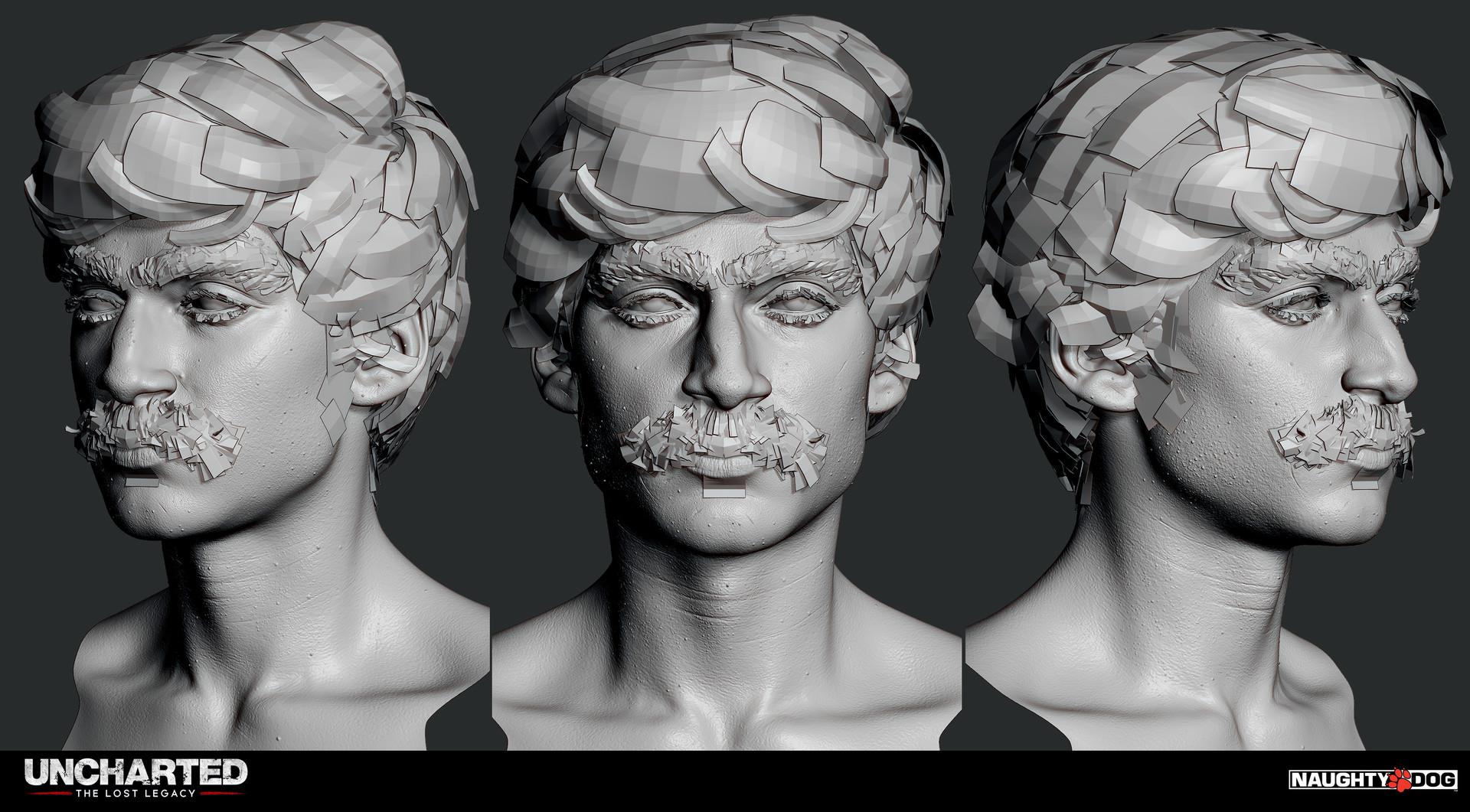 Danilo athayde npc01 sculpt