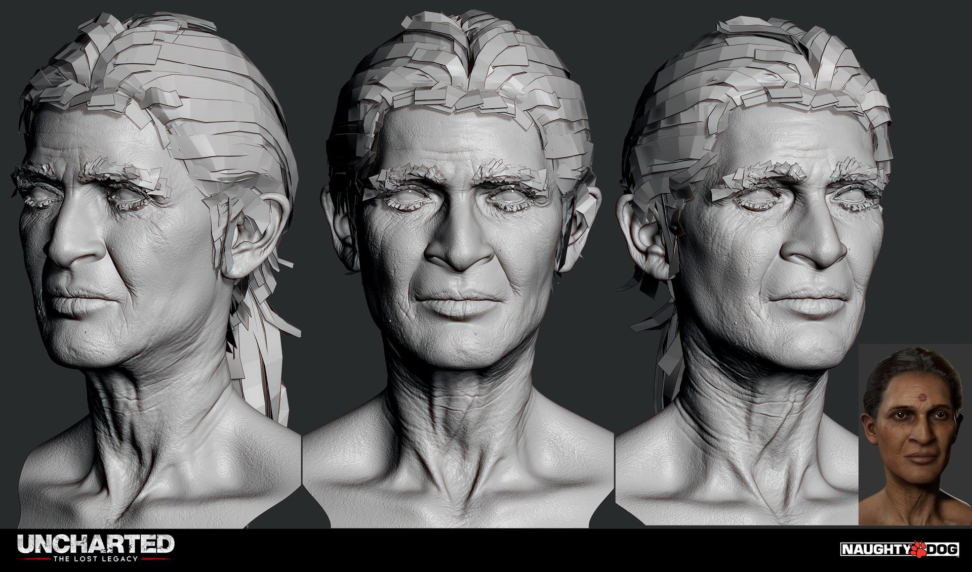 Danilo athayde npc 4 sculpt
