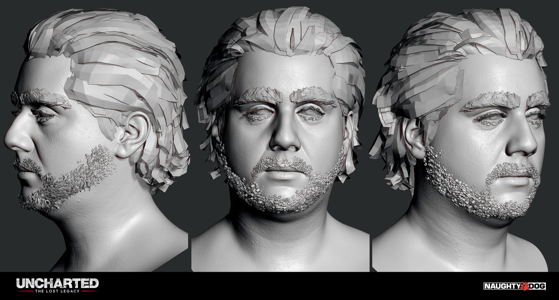 Danilo athayde npc02 sculpt