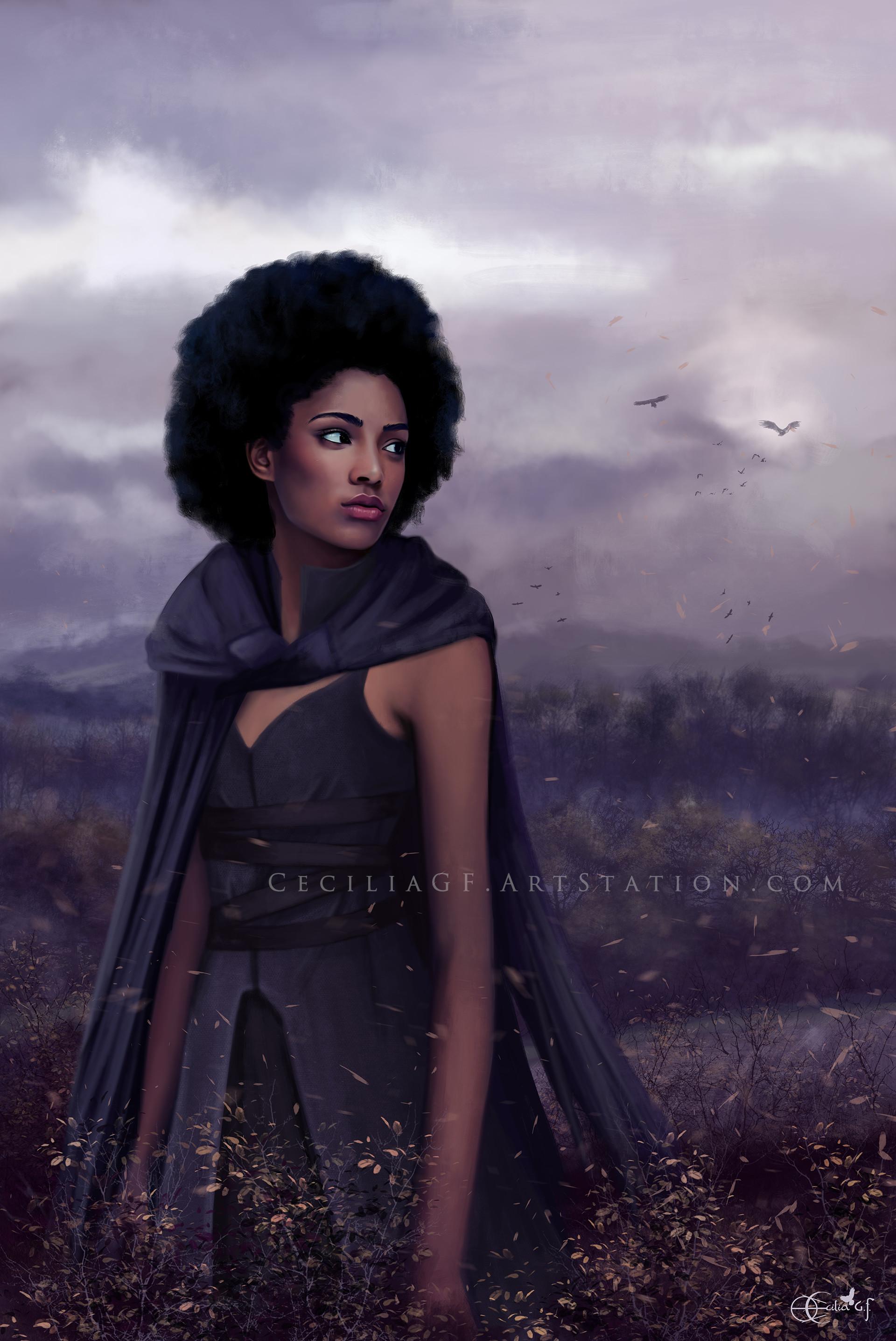Cecilia g f black2