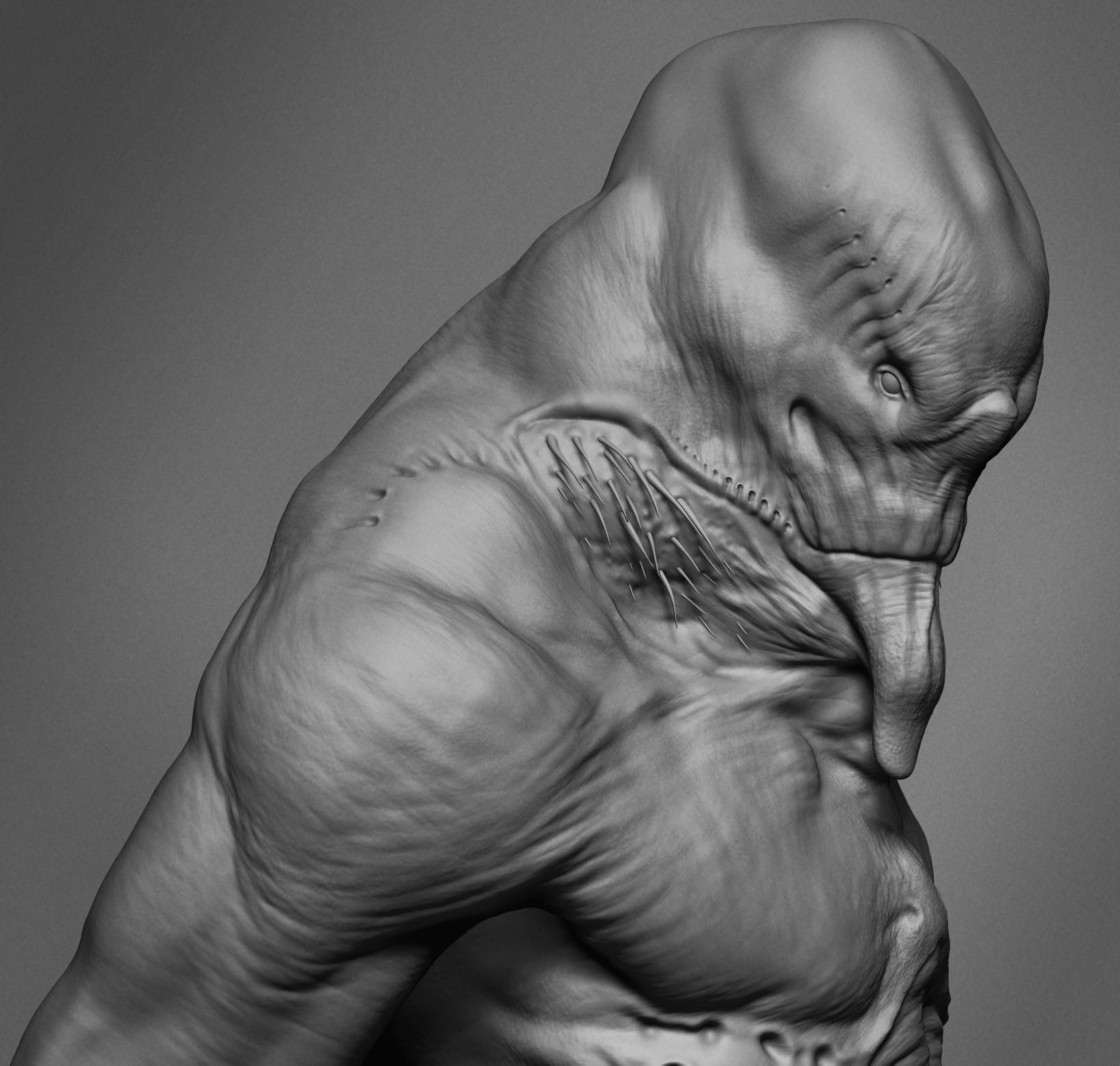 Vince rizzi creature sketch001 b
