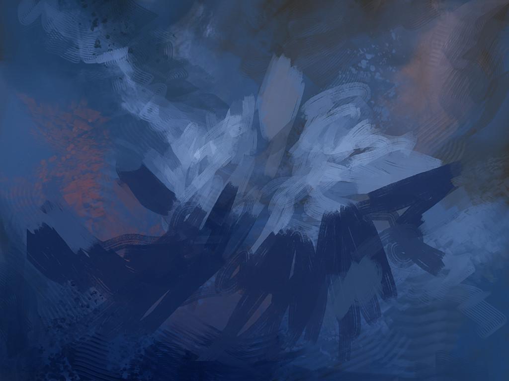 Alexandre chaudret paw illustration snow stepsb