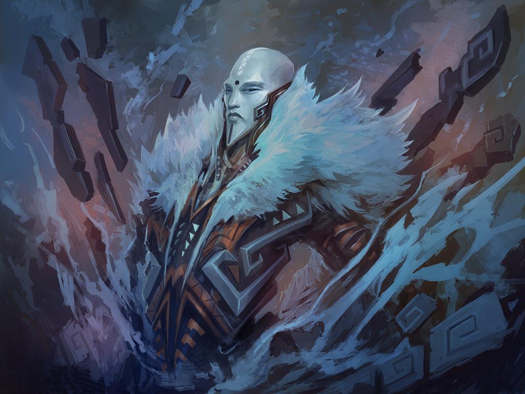 Alexandre chaudret paw illustration snow stepsg