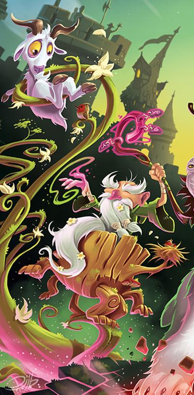 Jean baptiste djib reynaud ww mattel games djib cover art wip12