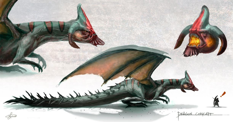 Julian vidales dragon