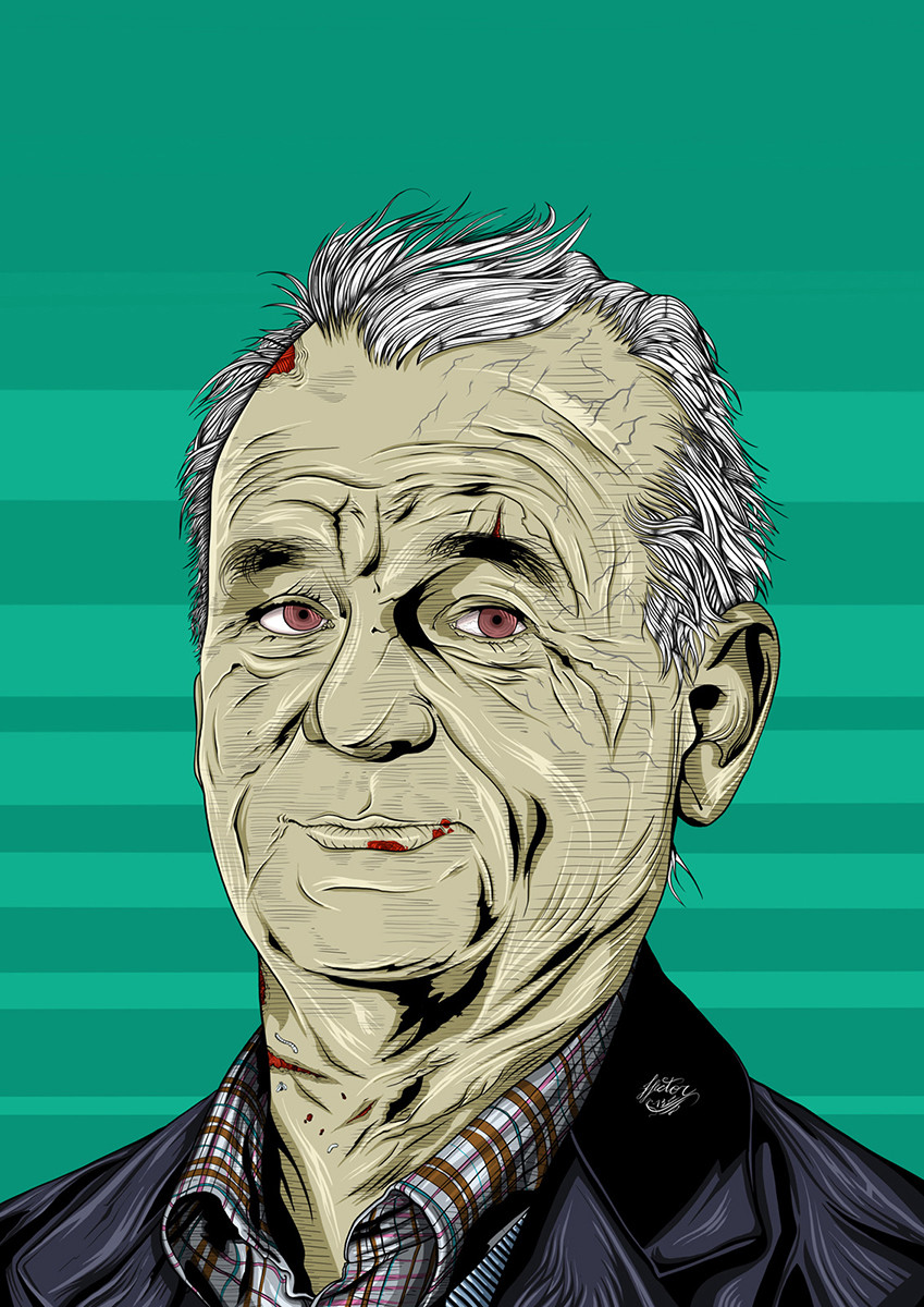 Bill Rotten Murray