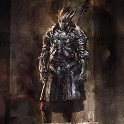 Murat gul knight by muratgul