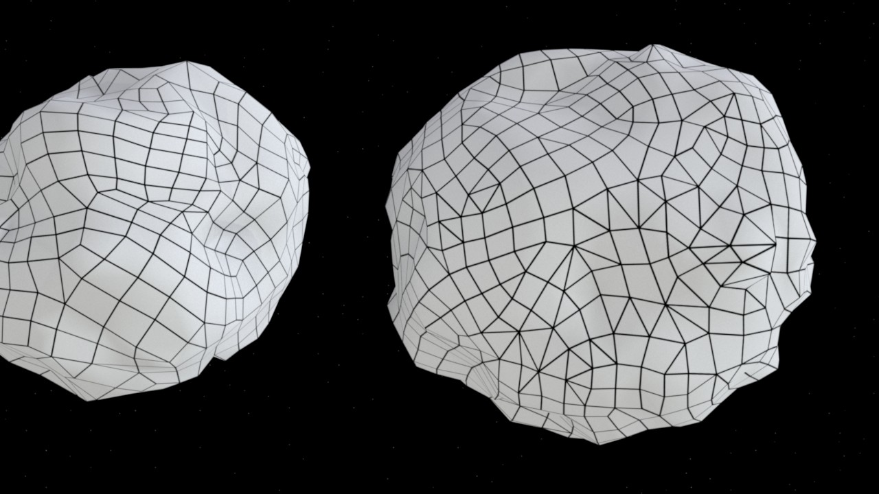 Robert kuroto asteroids 6