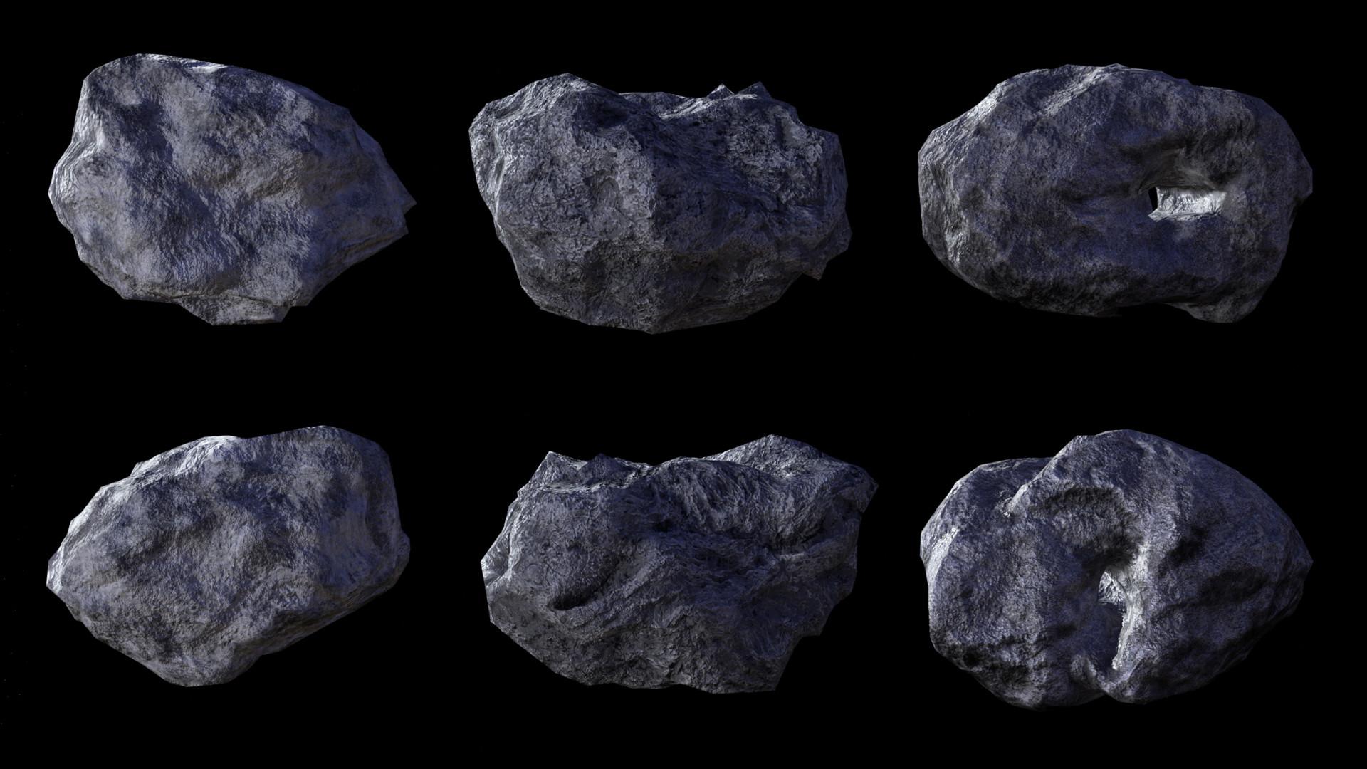 Robert kuroto asteroids 1