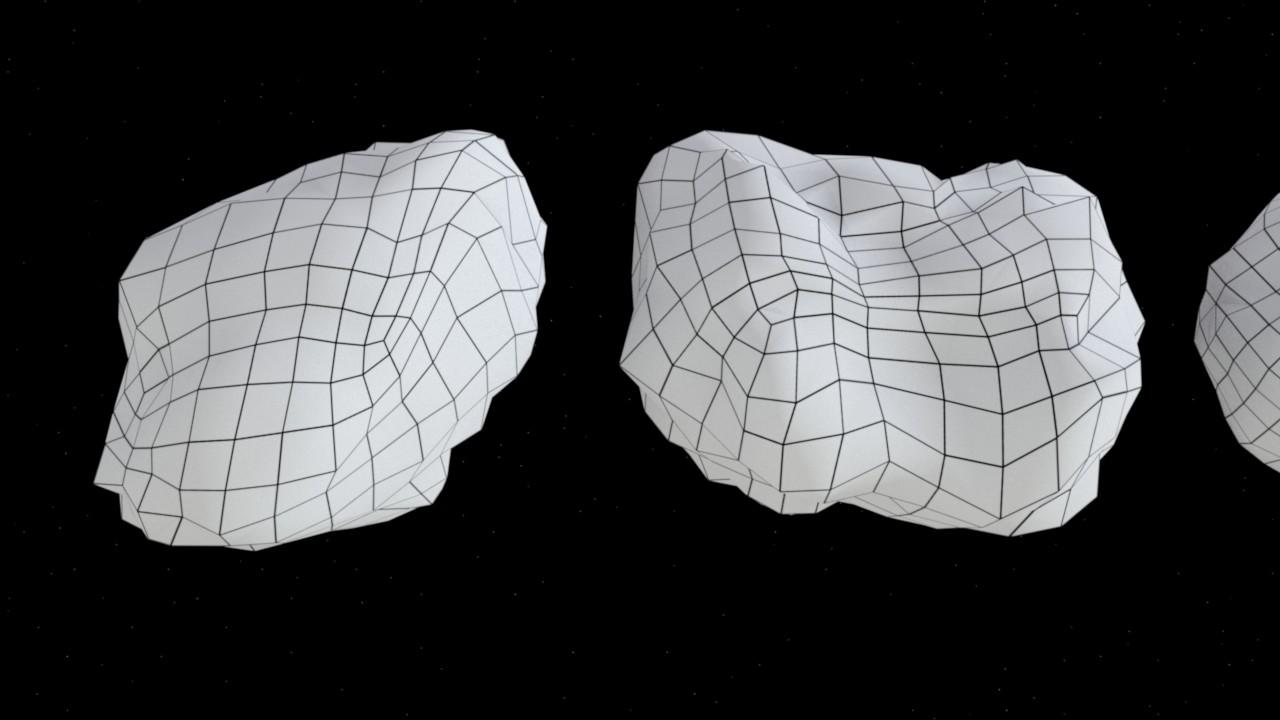 Robert kuroto asteroids 4