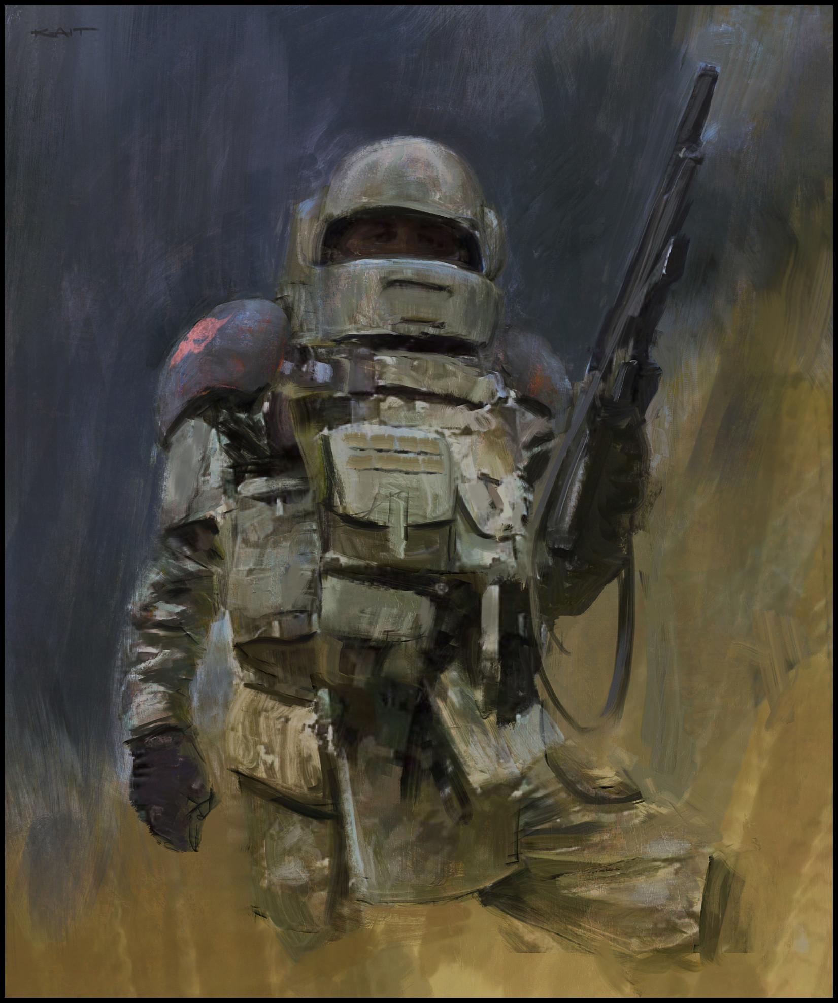 Kait kybar soldier5