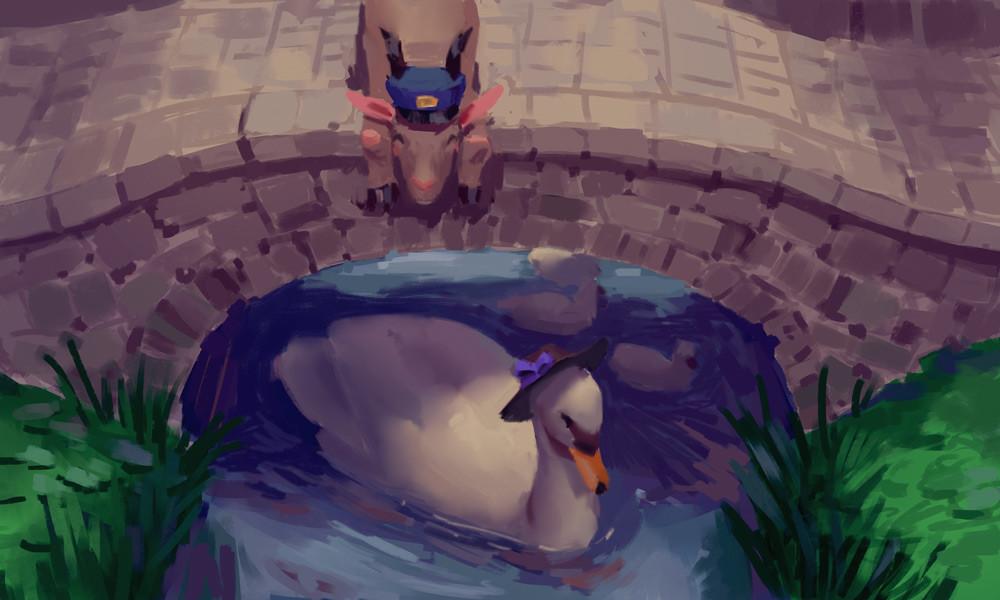 Devin platts swan bridge