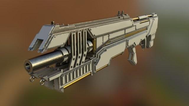 Lancer Rifle