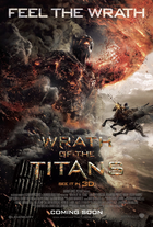 Wrath of the titans poster09