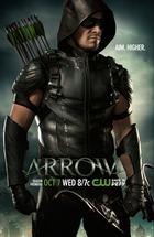 Arrow season 4 poster   aim. higher.