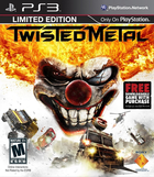 Twisted metal