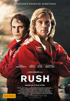 Rush image poster